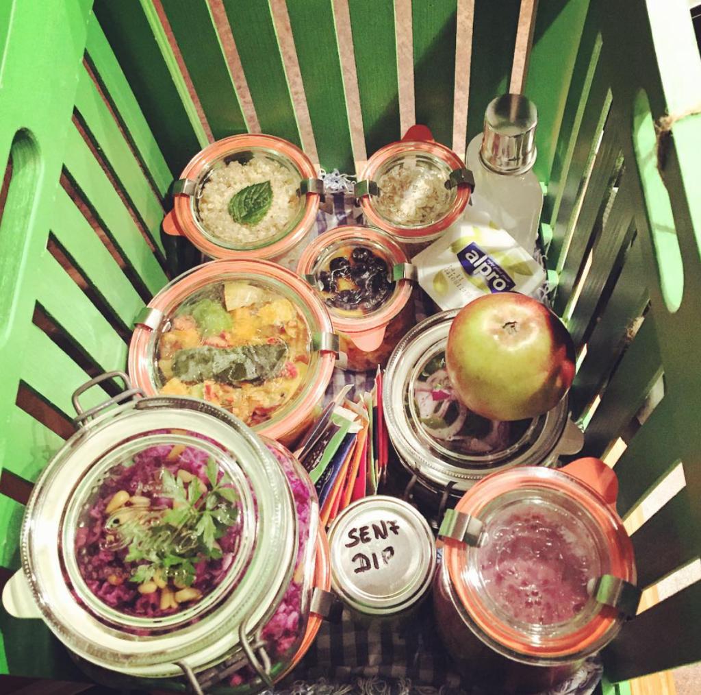 Genussreich - Vegane Kiste