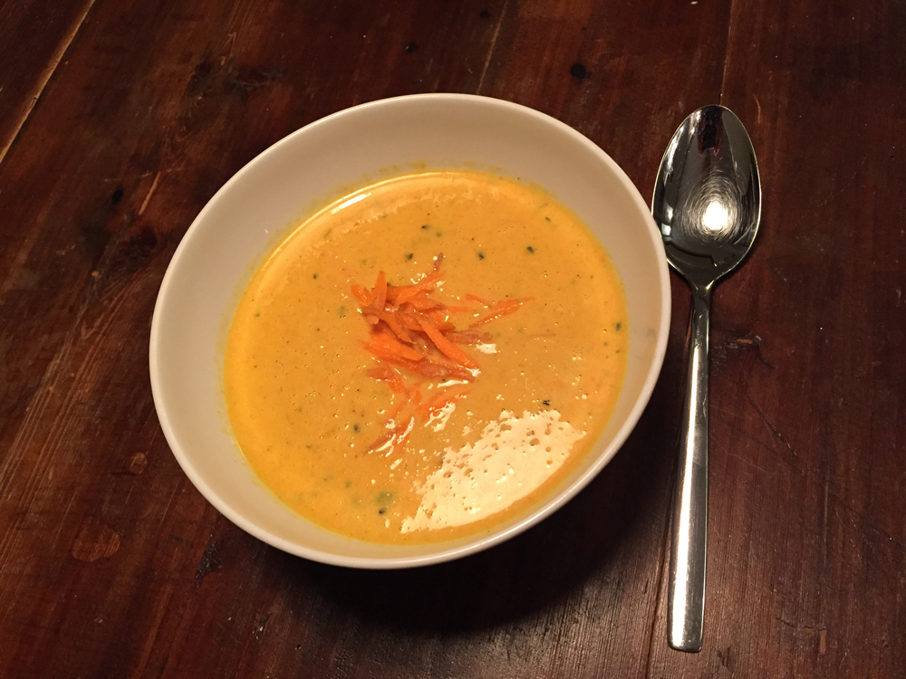 Curry Cocos Suppe