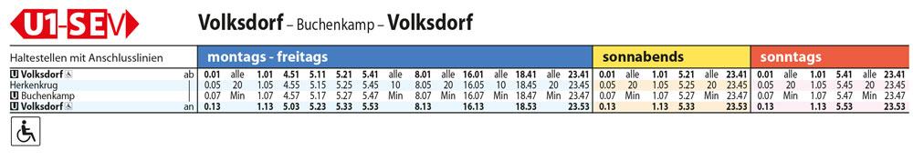 Ersatzfahrplan-Volksdorf-Buchenkamp