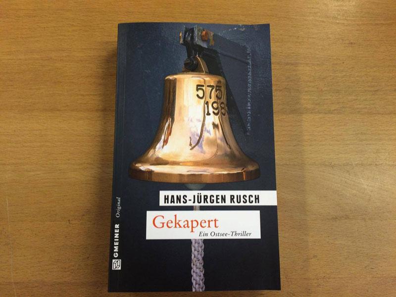 Hans-Jürgen Rusch - Gekapert