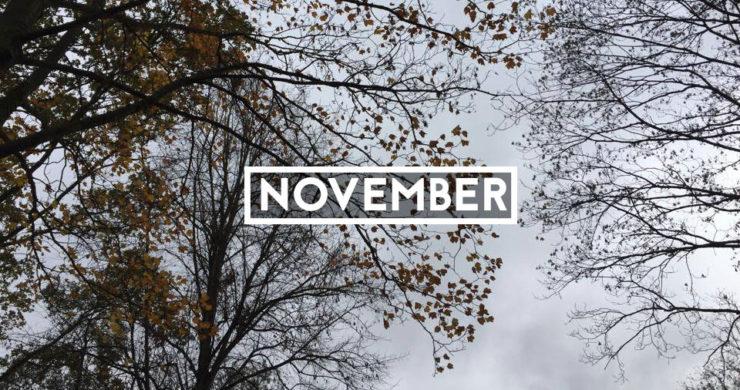 November in Großhansdorf