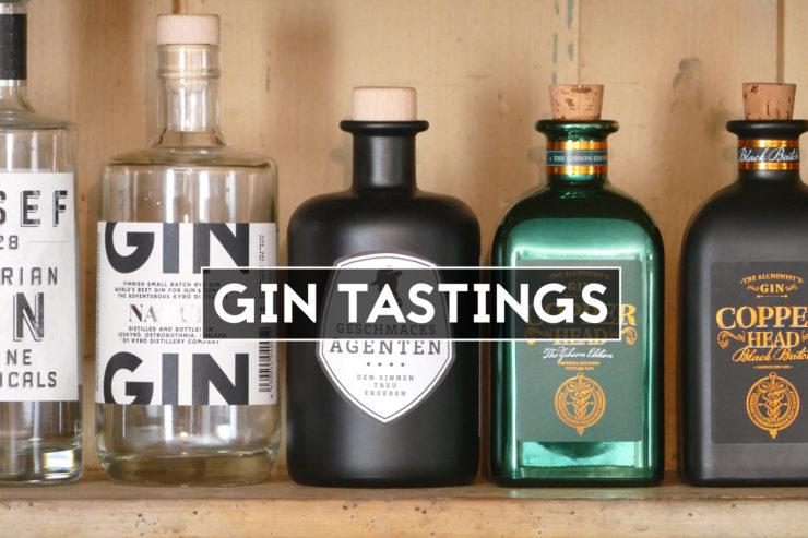 gin-tastings